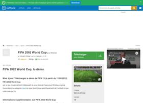 fifa-2002-world-cup.softonic.fr