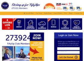 fiftyupclub.onebigswitch.com.au