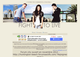 fight-to-live.forum-actif.net