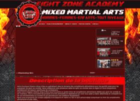 fight-zone-academy.com