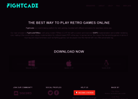 fightcade.com