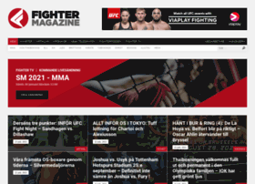 fightermag.se
