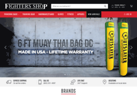 fightersshop.com