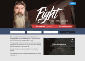 fightforthecourt.org