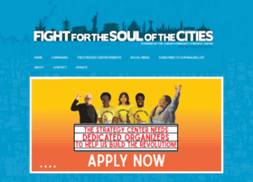 fightforthesoulofthecities.com