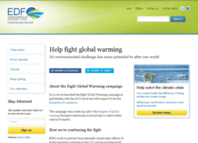 fightglobalwarming.com