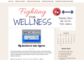 fightingforwellness.com
