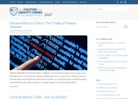 fightingidentitycrimes.com