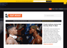 fightinsight.com