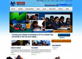fiitjeeworldschool.com