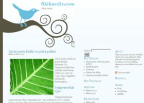 fikihnedir.com