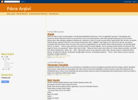 fikra-arsivi.blogspot.com