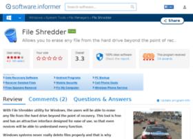 file-shredder.software.informer.com