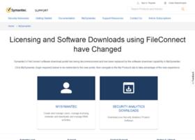 fileconnect.symantec.com