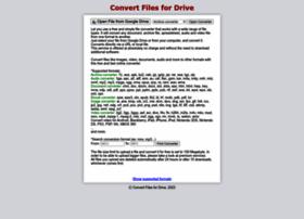 fileconverter.booogle.net