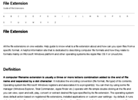 fileextensionguide.com