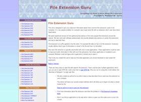 fileextensionguru.com