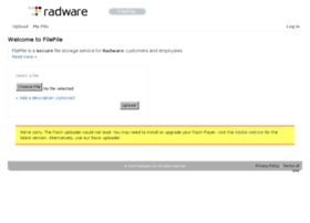 filepile.radware.com