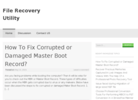 filerecoveryutility.com
