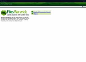 files.warwick.ac.uk