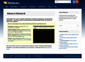 filesaveas.co.uk