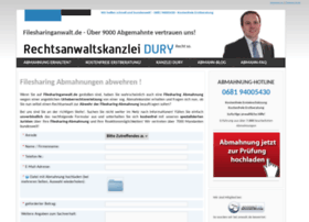 filesharinganwalt.de