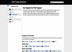 filetypeadvisor.com