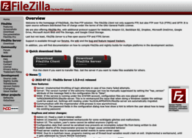 filezilla-project.org