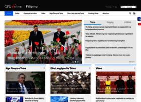 filipino.cri.cn