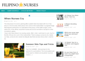 filipinonurses.org
