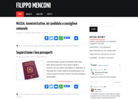 filippomenconi.it