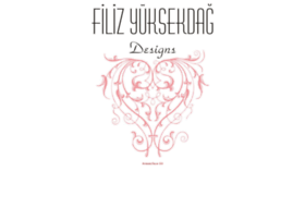 filizyuksekdagdesigns.com