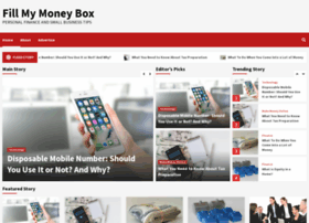 fillmymoneybox.com