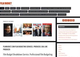 filmbudget.com