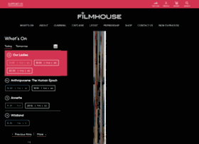 filmhousecinema.com