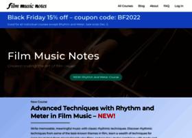 filmmusicnotes.com