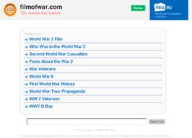 filmofwar.com