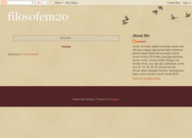 filosofem20.blogspot.com