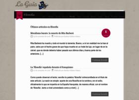 Filosofia.laguia2000.com