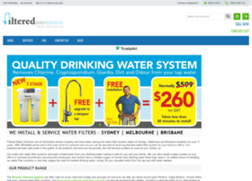 filteredwatersolutions.com.au