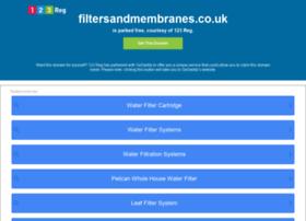 filtersandmembranes.co.uk