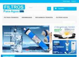 filtrosparaagua.es
