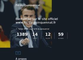 fin-du-quinquennat.fr