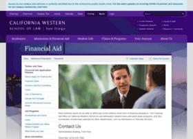 finaid.cwsl.edu