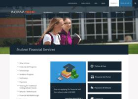 finaid.indianatech.edu