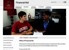 finaid.uark.edu