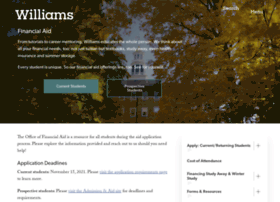 finaid.williams.edu