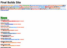 finalbuilds.edskes.net