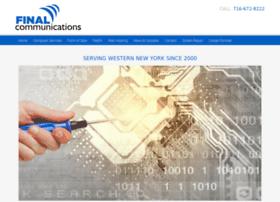 finalcommunications.com