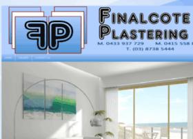 finalcoteplastering.com.au